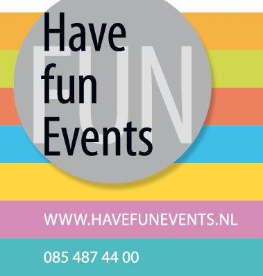 Logo Have fun Events 2014